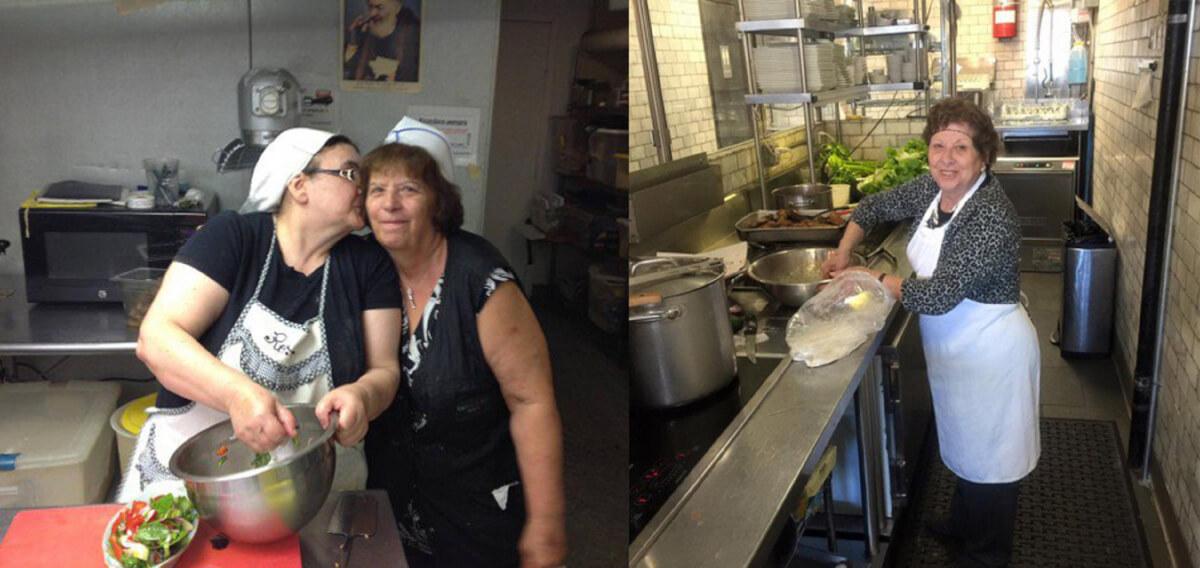 nonas close - Restaurante contrata avós para cozinhar a melhor comida caseira que existe